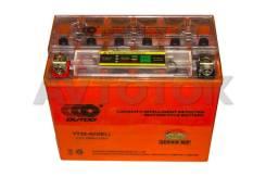Мото аккумулятор Outdo YT20-4-I(индикатор) 18a/ч п.270a АвтоТок