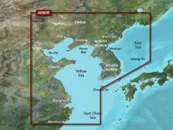 Морская карта Bluechart g2 HD для Garmin echoMAP, GPSMap (AE002R)