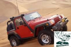 Шноркель. Jeep Wrangler, TJ