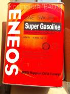 Eneos Super Gasoline. 5W-30, полусинтетическое, 4,00л.