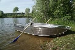 Лодка Тактика-390Р