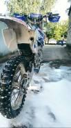 Yamaha YZ 125, 2011
