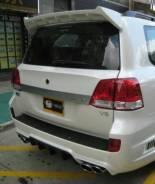 Спойлер под стекло Wald Toyota Land Cruiser 200/LC 200