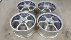 Легкие кованые Advan Racing RGII R17x8.5JJ 5x100 ET43 brembo OK 7.4 кг