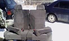 Сидения задние Mazda Capella GW8W