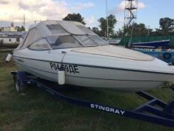 Продается катер «Stingray 180 RX» (7 мест)
