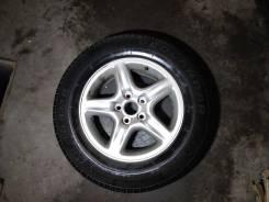 "Продам запасное колесо Toyota harrier. x16"" 5x114.30"