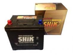 Аккумулятор SHIK SMF 60 A/h 65D23R (пуск ток 520A)