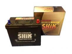 Аккумулятор SHIK SMF 45 A/h 55B24L (пуск ток 430A)
