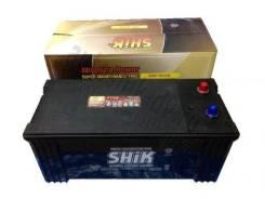 Аккумулятор SHIK SMF 190 A/h 69033 Камаз (пуск ток 1150A)