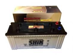 Аккумулятор SHIK MF 120 A/h N120R (пуск ток 800A)
