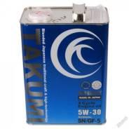 Масло моторное Takumi High Quality 5w30 SN/GF-5 4л, HQ530-4