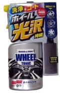 Очиститель дисков New Whell Tonic,400mл 02044 Soft99