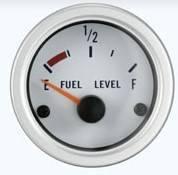 Датчик уровня топлива - Fuel Level Depo Racing 52mm -Серия для катеров