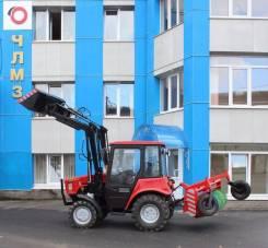 ЧЛМЗ. Продается машина коммунальная 320-Ч.4МУП в Иркутске. Под заказ