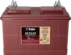 Морской аккумулятор Trojan SCS225 130Ач (США)