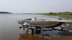 Лодка Тактика-420 fish