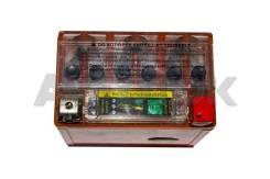 Мото аккумулятор Outdo YTZ7S-I (индикатор) 6 а/ч п. 130а