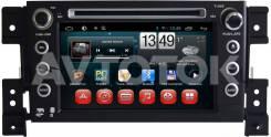 Магнитола Suzuki Grand Vitara Mstar Android 6 KR-7063A Core 8 2GB RAM