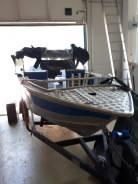 Моторная лодка Windboat 47 DC