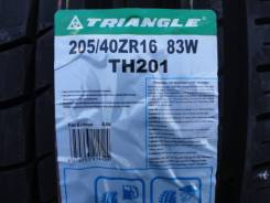 Triangle Sports TH201. Летние, без износа, 4 шт