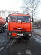 Топливозаправщик 17 куб. м. Камаз 65115