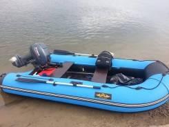 Комплект yamaha15fmhs. лодка пвх 320