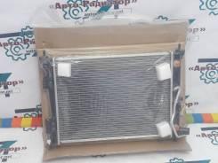 Радиатор Hyundai Solaris / KIA RIO III 6AT 15-