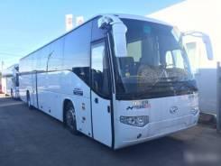 Higer KLQ 6119TQ, 55 мест, туристический автобус б/у (2017 г.), 2019