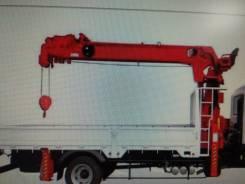 Шестигранная крановая установка Kanglim -876 -19 метров 8 тонн