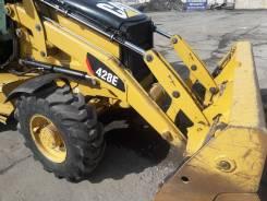 Caterpillar 428E, 2011