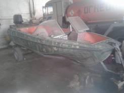 Продам лодка Казанка 5М