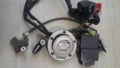Зажигание(э. б. у)+антэна-замки с ключами для Yamaha  FZ6-FZ6N-FZ6R-XJ6.