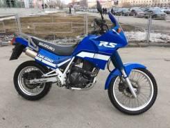 Suzuki DR 650, 1990