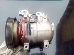Компрессор кондиционера на SsangYong Rexton 2.7 дизель