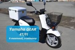 Yamaha Gear. 49куб. см., исправен, без птс, без пробега