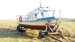 """Маломерное судно """"Чирок"""""""