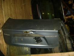 Крышка багажника. Chevrolet Lanos Chevrolet S10
