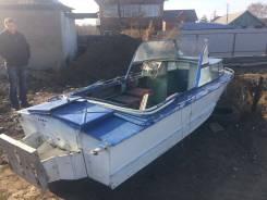 Лодка Прогресс+мотор Ymaxa 40