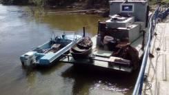 Отдых и рыбалка на катере.