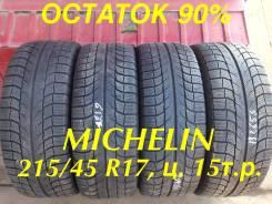 Michelin X-Ice, 215/45 R17