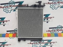 Радиатор охлаждения двигателя. Hyundai Getz, TB Hyundai Click G4EA, G4EDG, G4EE, G4HD, G4HG