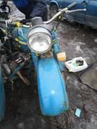 Рама матоцикл урал