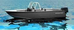 Катер Windboat 45 DCM S (алюминиевая моторная лодка)