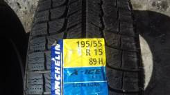 Michelin X-Ice 3, 195 55 R15 89H