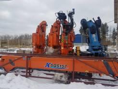 Кран манипулятор XCMG SQS157B 7 тонн стрела 19,5 метров