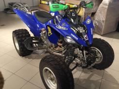 Yamaha Raptor 250, 2013