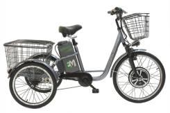 Трицикл E-motions Kangoo 500W, МОТО-ТЕХ, Томск, 2018