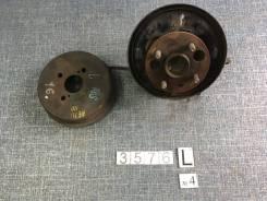 Ступица задняя левая (ABS) №3576