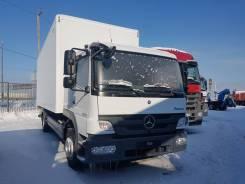 Фургон изотермический на шасси Mercedes-Benz Atego 1222L, 2017